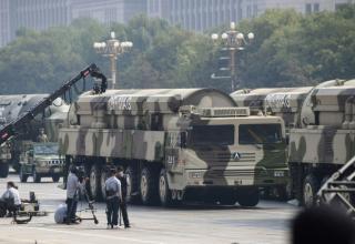 Межконтинентальная баллистическая ракета DF-31AG. https://today.rtl.lu/news/world/a/1411527.html