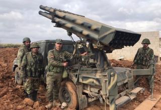 Сирия, 2019 год. Опубликовано 03.02.2019 г. https://shushpanzer-ru.livejournal.com/3057829.html