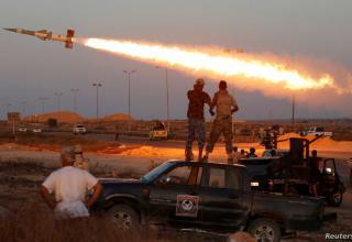 Сирт, Ливия. 04.08.2016 г. https://www.voanews.com/middle-east/libyan-islamists-raise-criticism-us-airstrikes