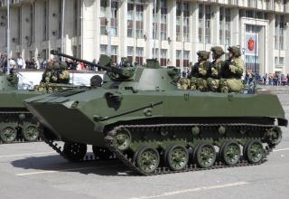 Боевые машины десанта второго поколения с экипажами