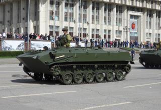Боевая машина десанта БМД-Д