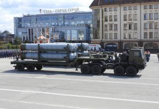 Транспортно-заряжающие машины ЗРК С-300