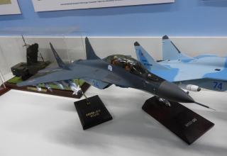 Модель МиГ-29 Куб