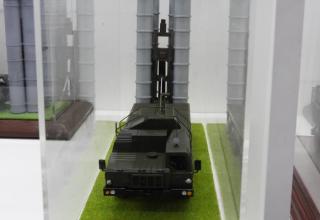 Модель пусковой установки 5П85СЕ