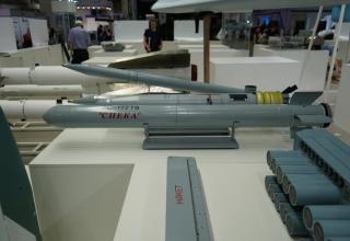 макет реактивного снаряда РС-122 ТБ (СПЕКА или для системы СПЕКА). https://v-grebennikov.livejournal.com/320673.html