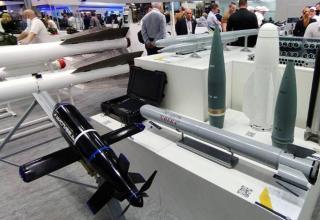 макет реактивного снаряда РС-122 ТБ (СПЕКА или для системы СПЕКА). https://mymsk.online/posts/id42959-ukraina-sozdast-novyi-dron-kamikadze-mislivec