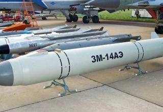 Высокоточная крылатая ракета 3М-14Э