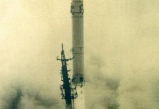 Стратегический ракетный комплекс Р-36о с орбитальной ракетой 8К69