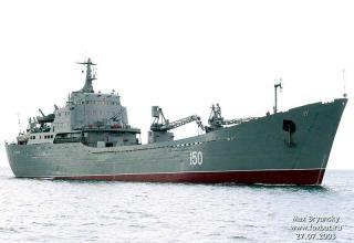 122-мм корабельная система залпового огня А-215 Град-М