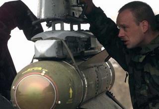 """""""Maverick"""" AGM-65F"""