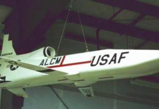 Крылатая ракета воздушного базирования AGM-86B (AGM-86С/D)
