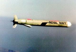 """Крылатая ракета """"Tomahawk"""""""