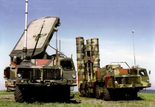 Зенитно-ракетная система C-300