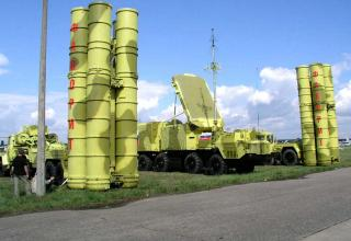 Зенитно-ракетная система C-300ПМУ-2