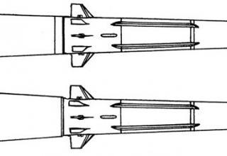 Зенитные управляемые ракеты 9М82 (9М82М) и 9М83 (9М83М)