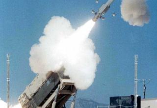 """Зенитный ракетный комплекс """"Patriot"""" PAC-3"""