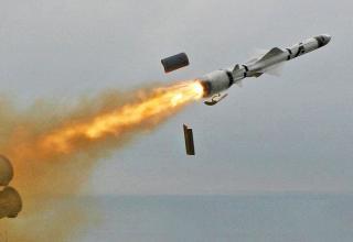 Противокорабельная ракета Exocet