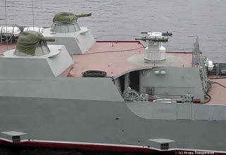 """Комплекс управляемого вооружения турельной установки 3М-47 """"Гибка"""""""