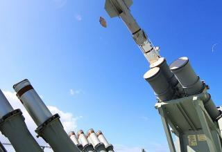 Противокорабельная ракета Harpoon