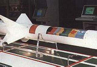 """ракета """"IDRA"""" Aspide Mk2"""