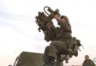 """ПЗРК """"Игла-С"""" замечены в руках сторонников Каддафи"""