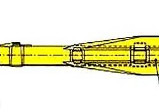Схема ракеты IRIS-T