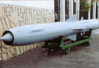 """Крылатая ракета """"Яхонт"""""""