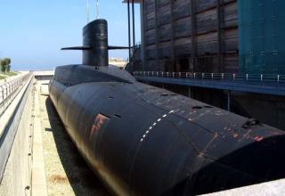 Баллистическая ракета подводных лодок M45