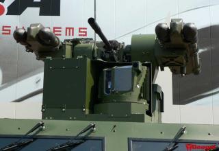 Многоцелевая боевая машина (MPCV)