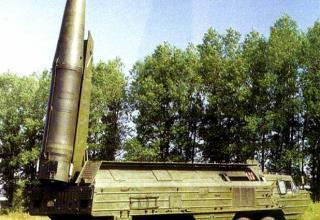 """Ракетный комплекс 9К714 """"Ока"""""""