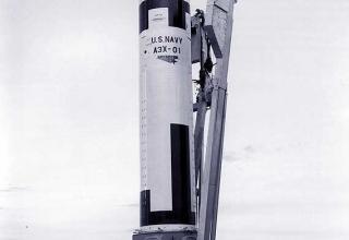Баллистическая ракета подводных лодок UGM-27C Polaris A-3