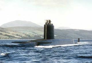 Баллистическая ракета подводных лодок Polaris A-3TK - Chevaline