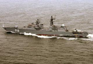 Ракетный противолодочный комплекс РПК-8