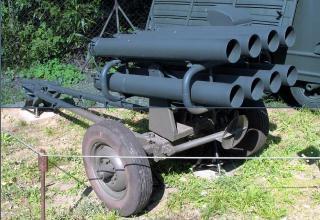 Реактивная пусковая установка РПУ-14 (индекс 8У38)