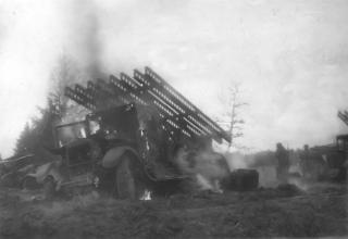 Реактивная артиллерия в войнах и военных конфликтах в мире