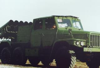 Боевая машина Type 81 (для дистанционного разминирования)
