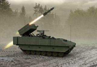 О концепции перспективного наземного оружия от специалистов компании MBDA