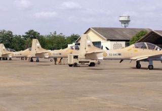 На вооружение ВВС Мали поступили лёгкие штурмовики Super Tucanos