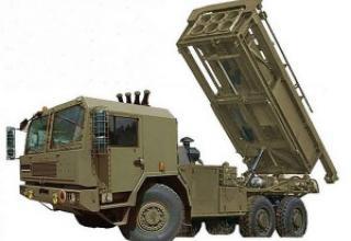 Польша продвигает проект по РСЗО WR-300 Homar