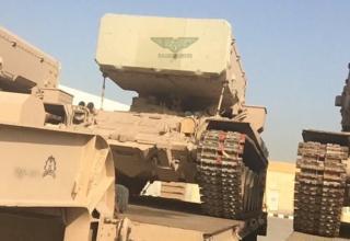 Выполнена поставка первой партии Тяжёлой огнемётной системы ТОС-1А в Саудовскую Аравию
