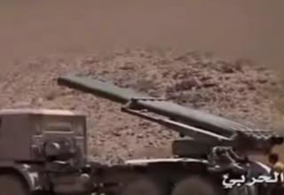 """Специалисты йеменских сил увеличили дальность полёта РС РСЗО """"Ураган"""""""