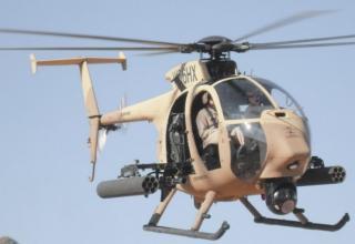 Государственный департамент США одобрил поставку ударно-разведывательных вертолётов AH-6i в Таиланд
