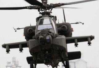 ВВС Тайваня начали эксплуатацию ударных вертолётов AH-64E