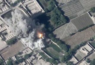 """В результате американских ударов убито большое количество руководящего состава движения """"Талибан"""""""