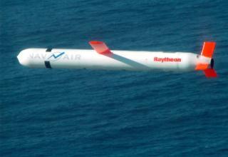 Выполнены два лётных испытания ракеты Tomahawk Block IV