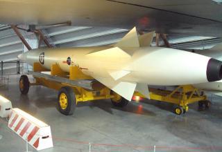 Баллистическая ракета воздушного базирования XAGM-48A Skybolt