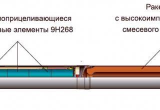 снаряд 9М55К6