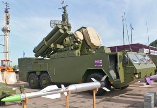 """Зенитный ракетный комплекс Т38 """"Стилет"""""""