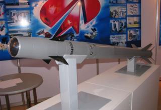 Зенитная управляемая ракета 9М333