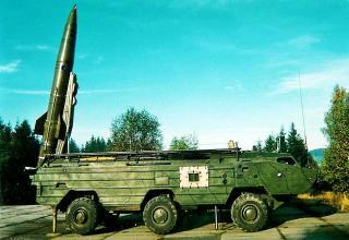 Ракетный комплекс 9К79-1 Точка-У